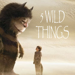 5 Wild Things about a Classic Childrens Story
