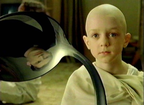 Bend A Spoon With Your Mind – Matrix Style