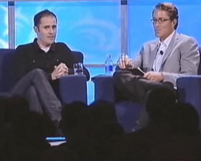 Conversation with Evan Williams @ Web 2.0