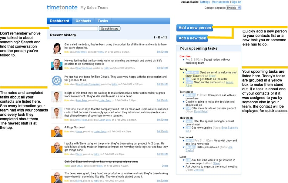 Fresh Project Management Tool Online!