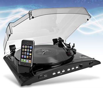 From Vinyl to Your iPod Easy!