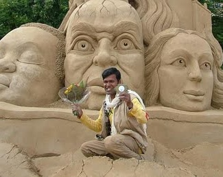 You've Never Seen A Sand Castle Like This!