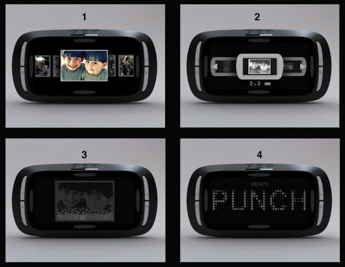 Give Your Photos a Punch!