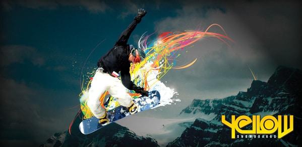 2010 Snowboard designs