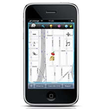 Just Released! iPhone GPS Goes Social Gaming