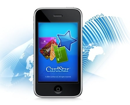 CardStar | handy utility app for iphone, droid & Blackberry