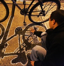 Check Out New York City's Chalk Artist
