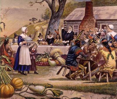 7 Things NOT Said at the First Thanksgiving