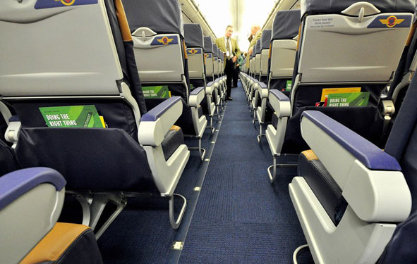 Even Airlines Are Going Green!