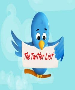 Who Should Be on Your Twitter List?