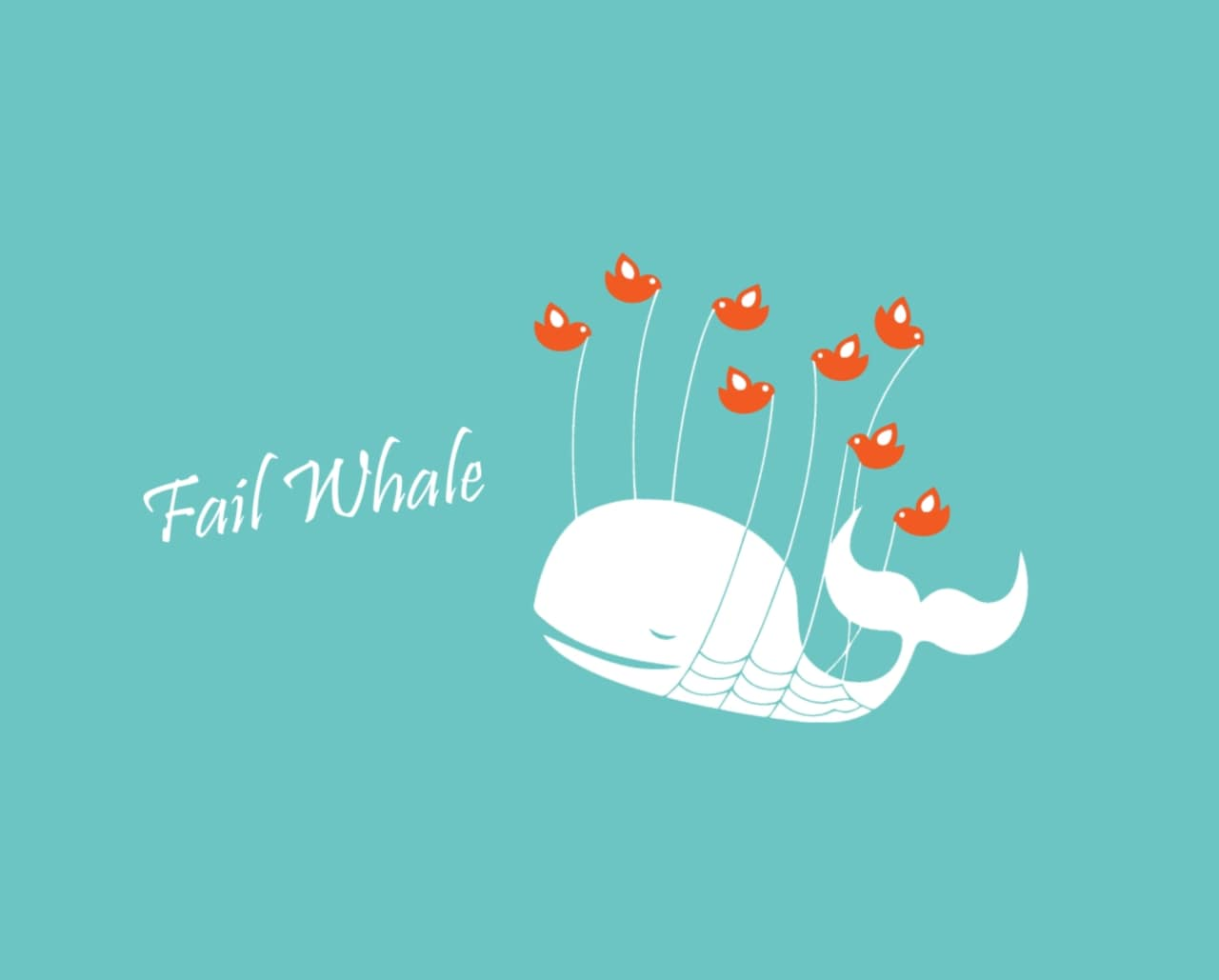 What do You do When You See the Fail Whale?