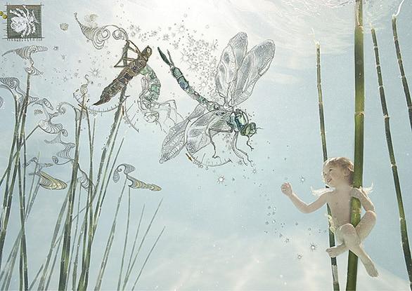 Water Babies, a dreamy tale
