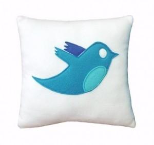Twitterpillow