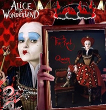 Alice Returns to Wonderland with Johnny Depp