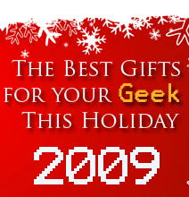 The Best Gifts for your Geek This Holiday