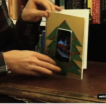 How To: Make the Most Expensive Christmas Card