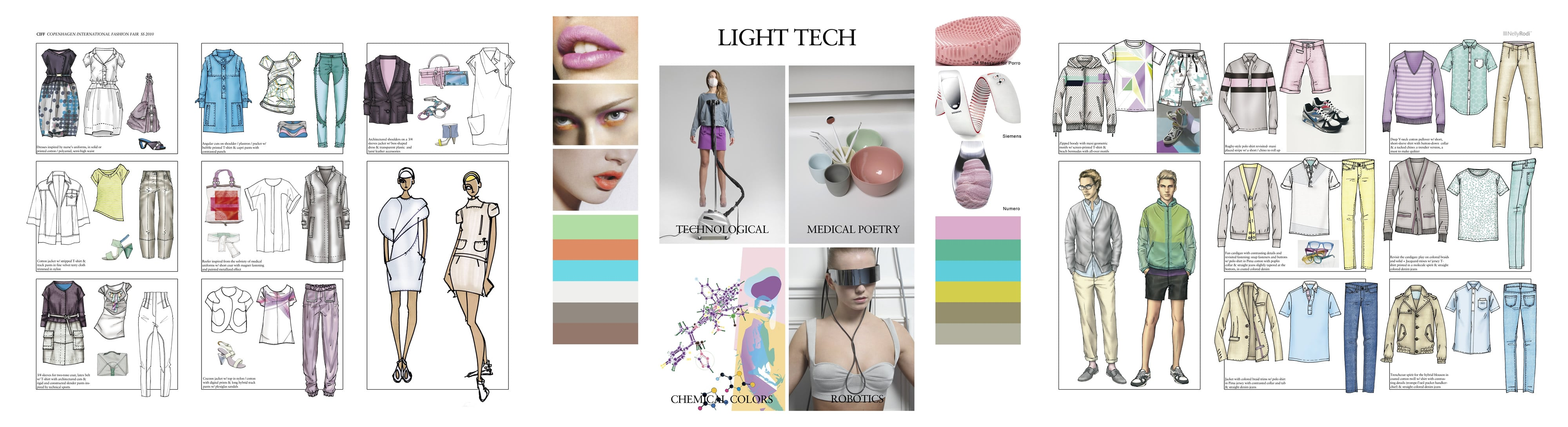 Fashion Trend for 2010 : Techie Light