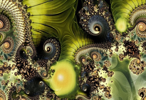 For Your Inspiration: Magnificent Fractals