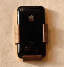 Give Your iPhone a Woody