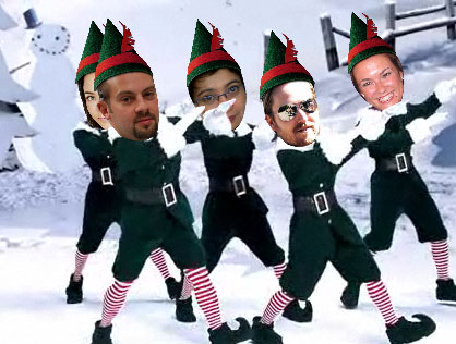 Go Elf Yourself!
