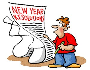 Should You Write a New Year's Resolution?