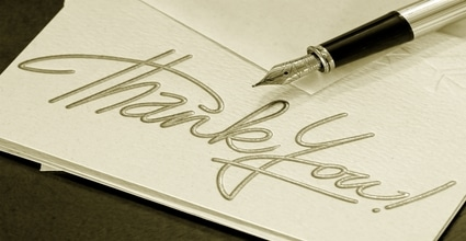 5 Ways to Say Thank You to Your Readers/Subscribers