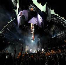U2′s 360°  Awesome Time Lapse Preview
