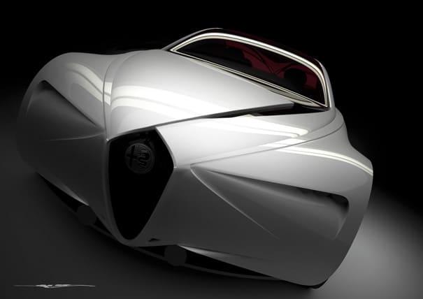 Alfa Romeo | 2017 Executive Fastback Saloon Model!