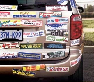 How To: Remove Glass and Bumper Stickers from Your Car!