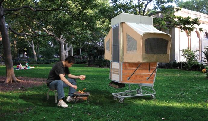 Camper Cart - 1