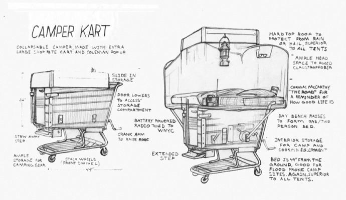 Camper Cart - 2