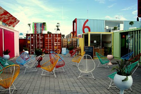 There's a new city outgrowing all others | The Container City