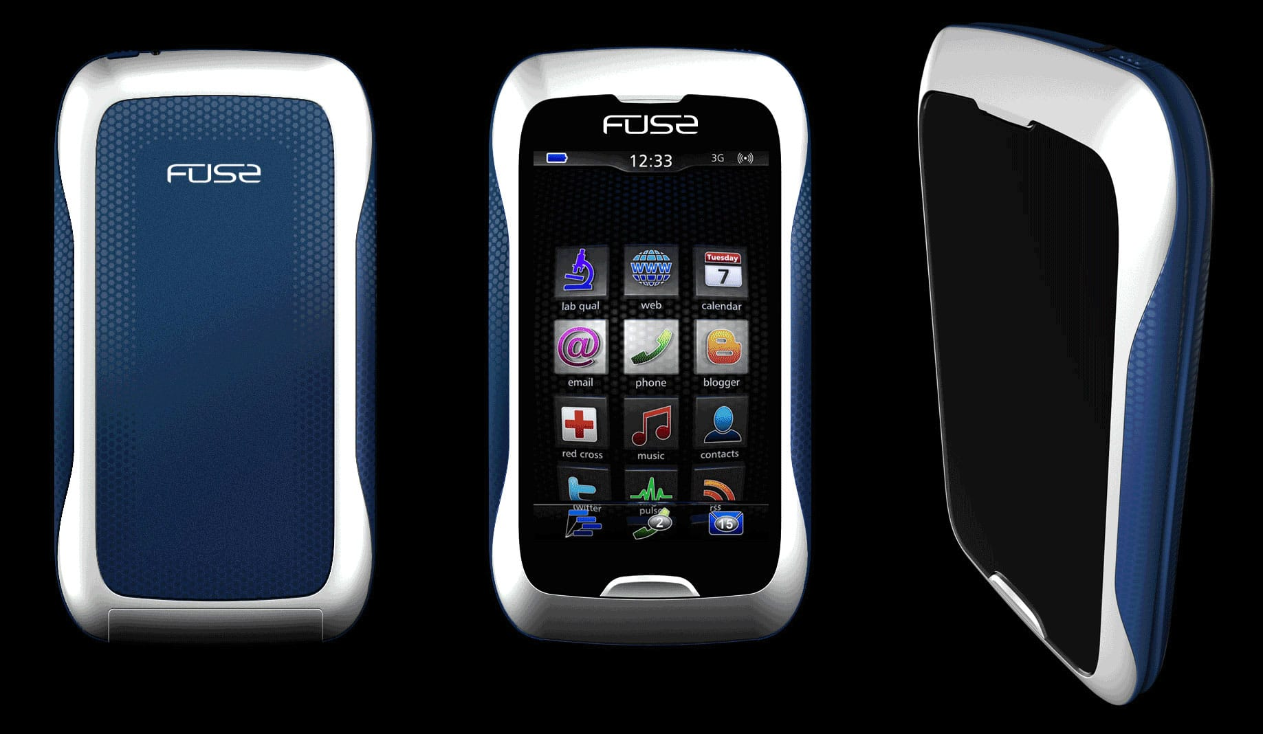 Fuse | The concept Phone that will rival all else!