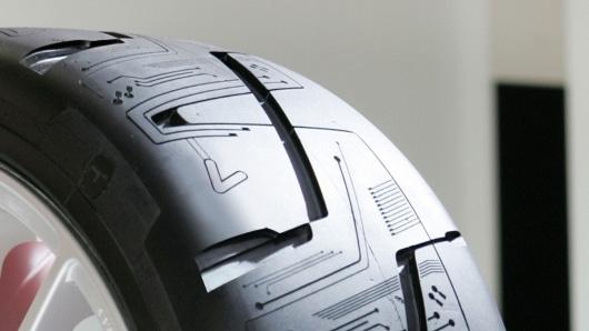 Kumho Tire Etching - 2