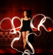 Photography Tutorial | Light Painting