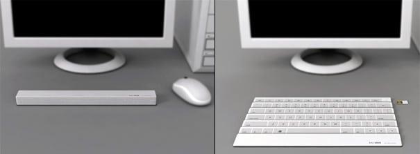 Stick Keyboard - 2