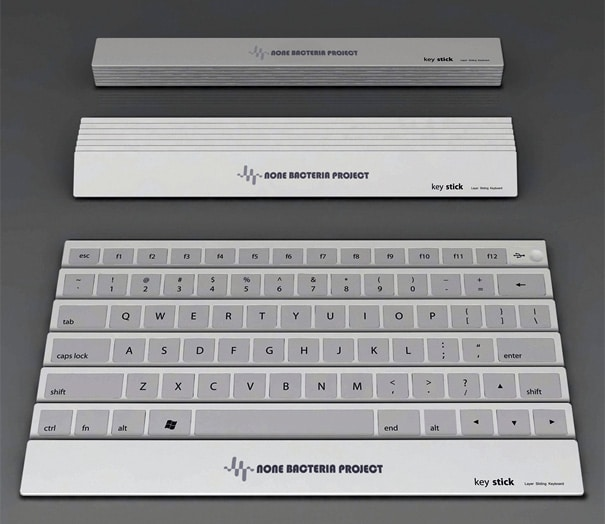 Stick Keyboard - 3