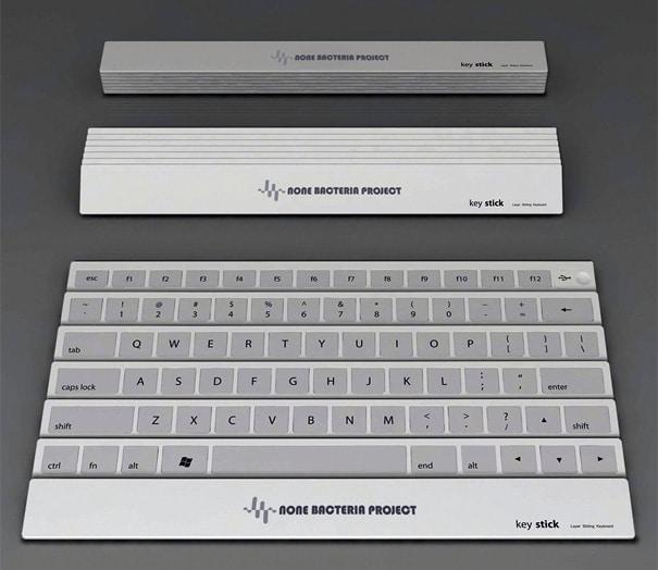 Stick Keyboard - 3