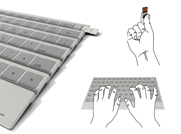 Stick Keyboard - 4