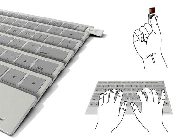 Stick Keyboard - 4