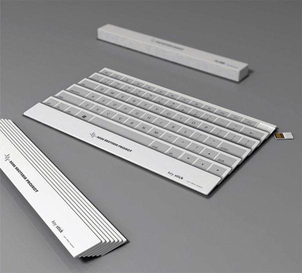 Stick Keyboard - 5