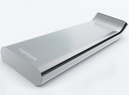 USB Silver Drive - 2