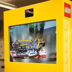 Lego + Technology = Awesome!!