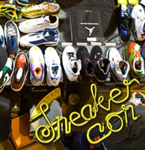 Love Sneakers? Check out Sneaker Con!