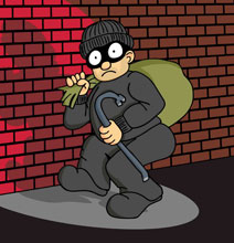 Beware Bullies:  Anti-Theft Lunch Bags