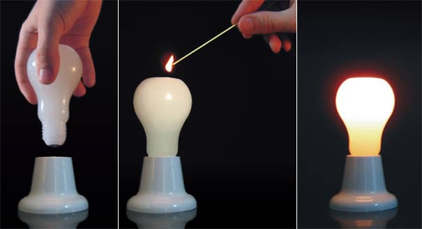 The New Light Bulb Needs No Electricity To Light Up