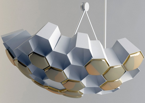 The Lamp Of A Million Choices | Hexa Nest