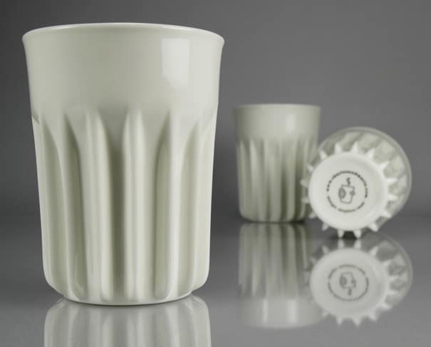 Radiator Cup | Keep Your Hands Cool