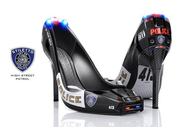 When High Heels goes 911