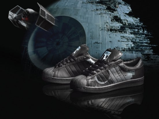 Adidas Goes Geek – 2010 Star Wars Edition Sneakers!